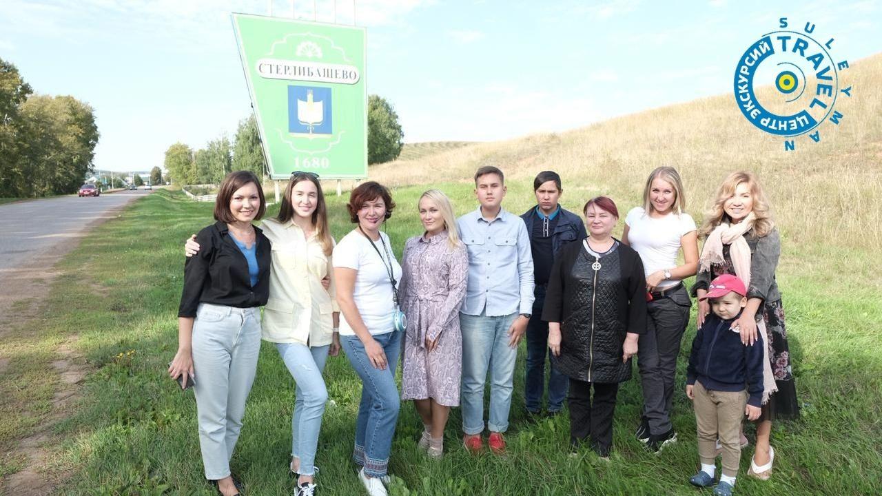 В гости к бабушке в Стерлибашево