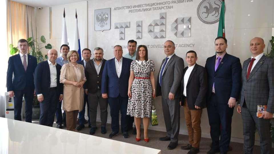Предприниматели Башкирии посетили Казань с бизнес-миссией