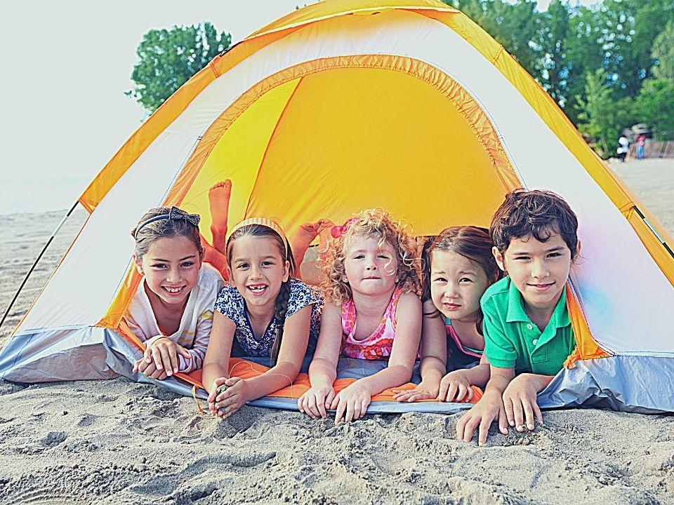 Кешбэк за летний лагерь