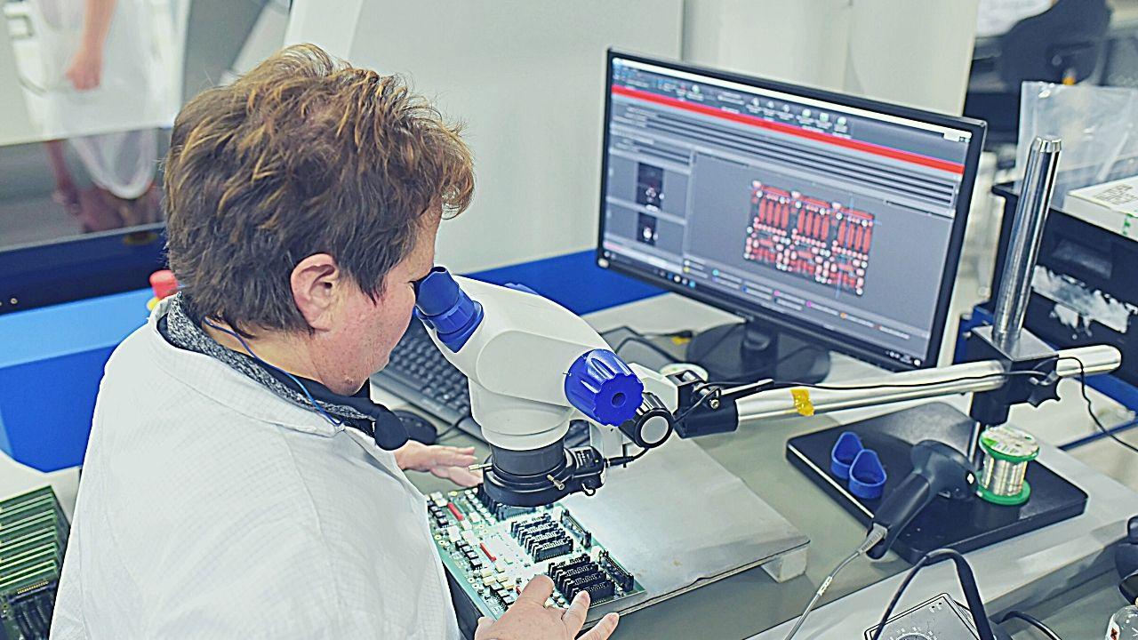 Планы развития микроэлектронной отрасли